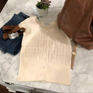 Merona Cable Knit Top